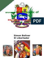The Bolivarian Republic of Venezuela
