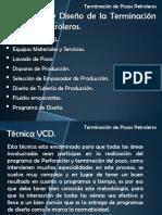 4.-Planeacion y Diseño de Terminacion