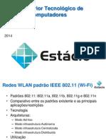 Redes WLAN Padrão IEEE 802.11