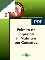 Subsídio - Processamento de Palmito 2