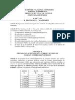 Reglamento Honorarios Mínimos de Contadores Públicos Vig 1 Feb 2015