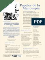 Revista Papeles de La Mancuspia