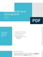 1.0 Procesos y EBP