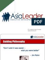 Company Profile AsiaLeader