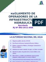 Exposicion Sobre El Reglamento de Operadores