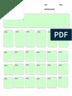 Plantilla Programacion Tarea