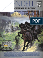 MERP 8080 - Rivendell - The House of Elrond