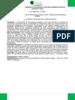 Conservação in vitro de erva-baleeira