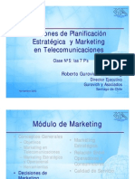 Planificacion Estrategica y Marketing en Telecomunicaciones 5