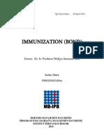 Immunization (Bond)