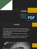 Opciones Académicas UNAM