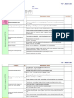 5s Audit Checklist