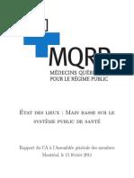 MQRP 2011