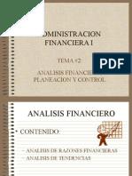 Administracion Financiera i Tema 2 2015