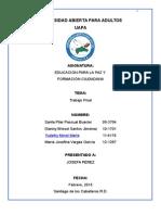 Trabajo Final Educacion Para La Paz UAPA