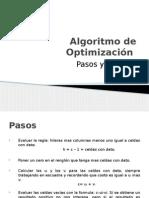 Algoritmo de Optimizacion (1)