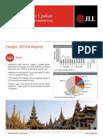 Yangon Hotel Market Update 201405