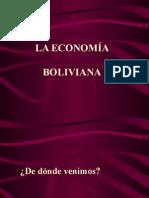 09 Economia Boliviana