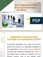 Diagnostico Organizacional Centrado en La Estrategia (D-SFO)