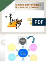 Clase 04 - Planeamiento Estratégico - Diagnostico Interno y Externo