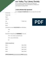 membershipagreementform