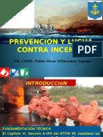 Prevencion y Lucha Contra Incendios i