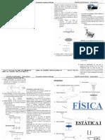FISICA Estatica Para 3 4 y 5