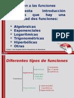 Introducción a Las Funciones Algebraicas