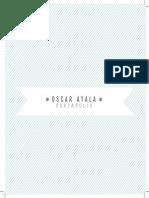 Portafolio Oscar Ayala