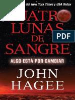 Las Lunas de Sangre Jhon Hagee