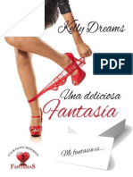 Club Erotic Memories Fantasias 01- Una Deliciosa Fantasia - Kelly Dreams