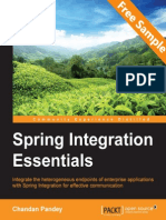 Spring Integration Essentials - Sample Chapter