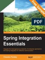 Spring Integration Essentials - Sample Chapter
