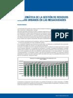 PROBLEMÁTICA DE LA GESTIÓN DE RESIDUOS SÓLIDOS URBANOS EN LAS MEGACIUDADES