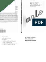 56758636 Graeme Chalmers Arte Educ Y Diversidad Cultural