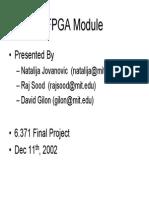 Module Fpga