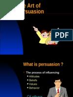 Persuation Skills