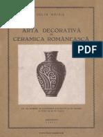 Arta Decorativa in Ceramica Romanesca