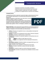 compresion lectora lenguaje literario resumen.pdf