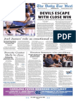 The Daily Tar Heel for Feb. 19, 2015