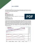 Technical Analysis on S&P500_040713