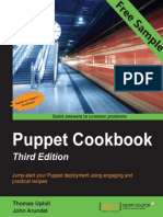 Puppet Cookbook - Third Edition - Sample Chapter