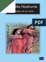 Metafisica de Los Tubos-Amelie Nothomb