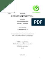 Referat Retinitis Pigmentosa Sany-mia Fix