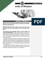 1st Quarter 2015 Lesson 8 Easy Reading Edition Words of Wisdom.pdf