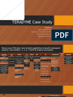 TERADYNE Case Study