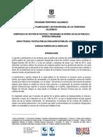 Lineamiento Plan Operativo Política Pública Población Víctima Del Conflicto Armado 2015 - OMGB - Feb 2015 a Ene 2016.pdf