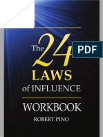 The 24 Laws of the Influence