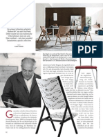 Gio Ponti AD Architectural Digest Deutsche No 12 2014