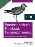 Praxishandbuch Facebook-Programmierung